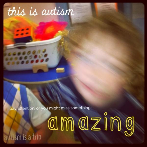 autism is amazing