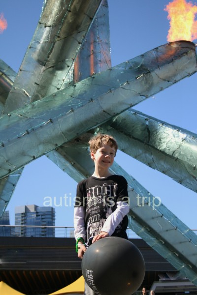 Jack and the Olympic Cauldron